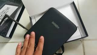 Mở hộp và đánh giá nhanh máy đọc sách Bibox 1