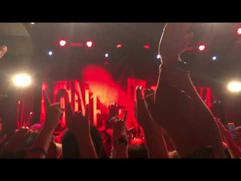 ONE OK ROCK Bon Voyage - Ambitions Tour Sydney Australia, October 7th