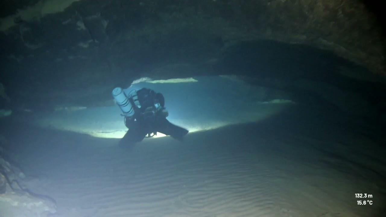 Olho de Mira Cave Exploration
