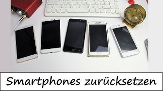 Smartphone, China Phone, Tablet zurück setzen - Recovery - Hard Reset - Deutsch