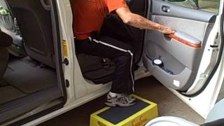 Finally . . . A Safe Step Stool For Hospitals And Healthcare