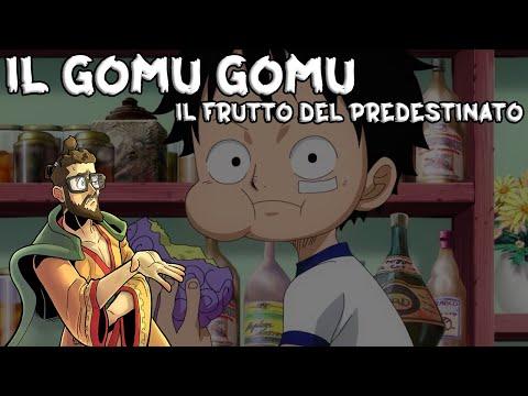 IL FRUTTO GOMU GOMU – Il frutto del predestinato, il frutto del destino - One Piece 1017