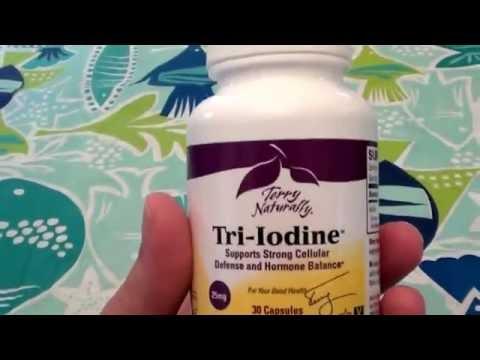 Terry Naturally Tri- Iodine Hormone Balance, Hypo Thyroid