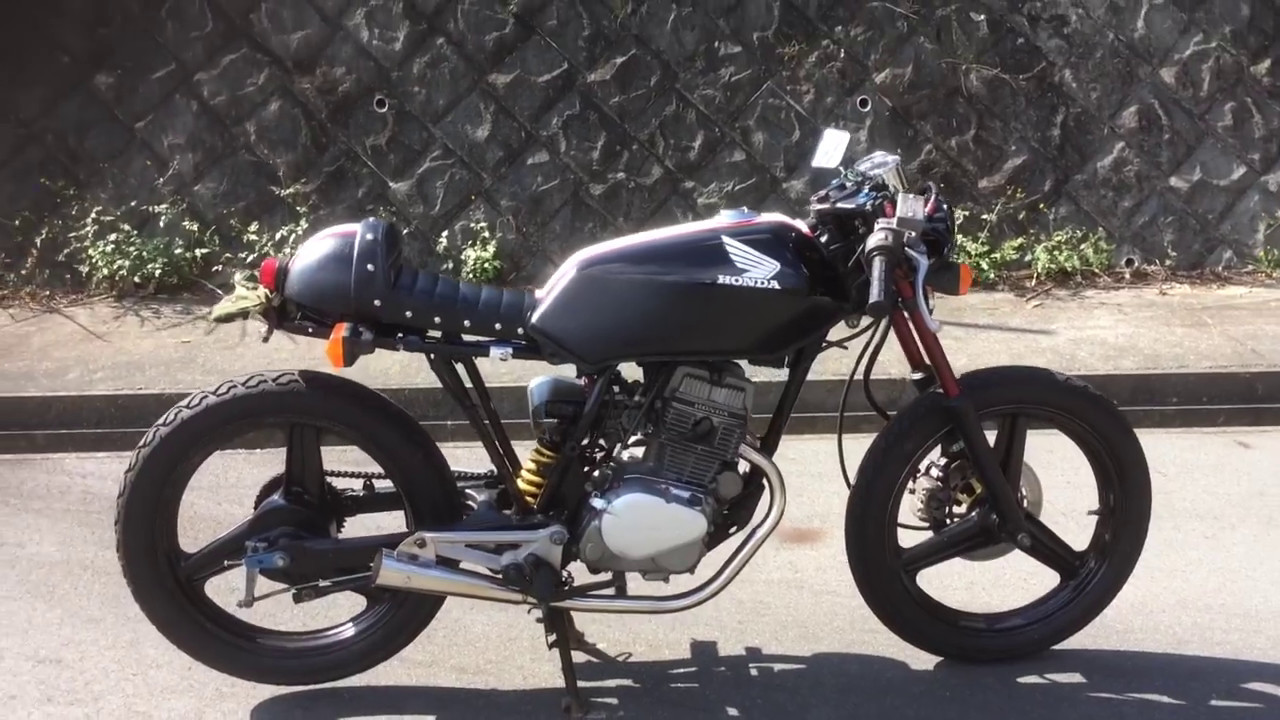 small resolution of honda cb125 cafe racer