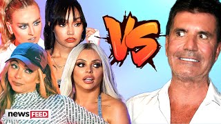 Little Mix & Simon Cowell At War Over TV Shows!