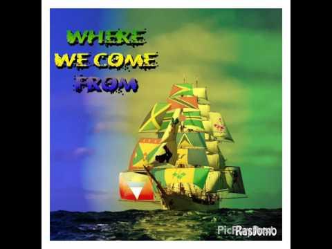RASJOMO - Where we come from (Vincy Soca 2017)