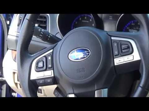 2016 Subaru Outback Loveland CO 110534Q