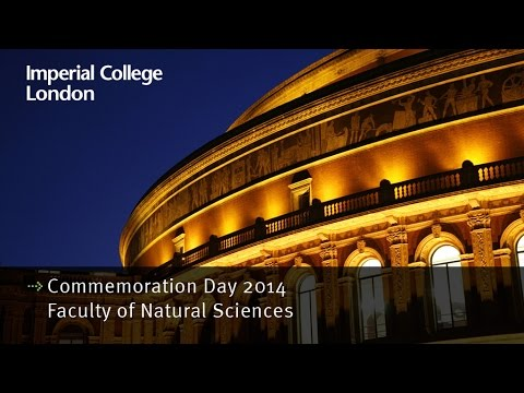 Commemoration Day 2014 - Faculty of Natural Sciences