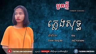 អ្នកថ្មី ភ្លេងសុទ្ធ (Cover) | Nak Tmey Pleng Sot 100%| JaiZ Karaoke