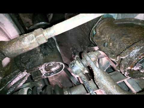 Видео Ремонт рулевой рейки форд