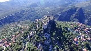 Καρύταινα | Karytaina DJI Phantom 3 Drone Greece