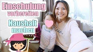 Einschulung vorbereiten & Ikea Schrank kommt| Haushalt machen | Mama VLOG | Mamiseelen