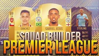 FIFA 18 | Squad Builder - Premier League 650k | Ultimate Team