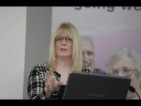 Eilish Burke - The lives and needs of older people with learning disabilities in Ireland