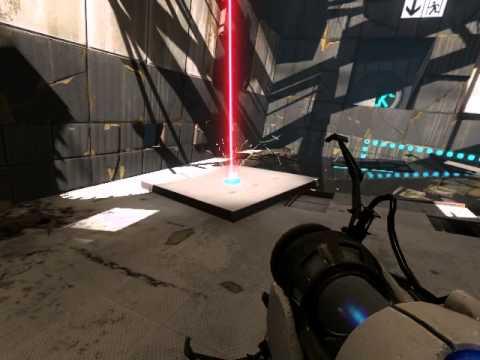 Portal 2 Ice Core skin Idea from Harry101Uk