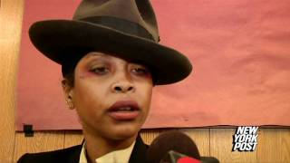 Erykah Badu on Lauryn Hill, Motherhood, and Upcoming Projects | New York Post