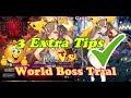 Destiny Child Global Guide 3 Extra Tips Versus World Boss Archfiend Davi?!