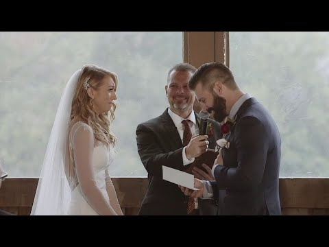 Best Vows Ever! The Groom's Vows Will Make You Cry!  | CinemaFour40