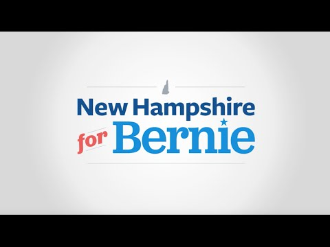 How to vote for Bernie in New Hampshire