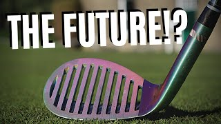 IS THIS CRAZY IDEA THE FUTURE OF GOLF CLUBS?