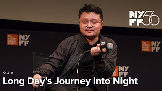 Bi Gan On Long Day's Journey Into Night And Pushing The Boundaries Of 3D | NYFF56