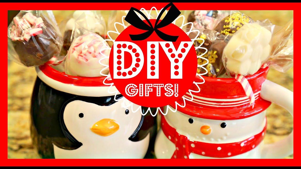 Diy Hot Chocolate Kit Holiday Gift You
