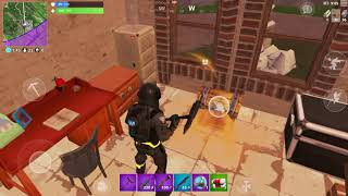 Fortnite Mobile Chest Opening Glitch
