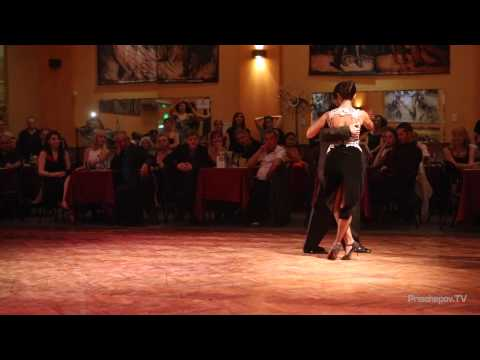 Fernando gracia y sol cerquides 2 buenos aires sal n for A puro tango salon canning