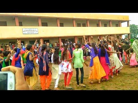 Navagam Adivasi School Timli Dance | Agarbatti Karu Diva | New Arjun R Meda Timli Song