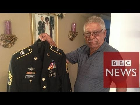 Medal of Honor for US war heroes denied award by prejudice - BBC News