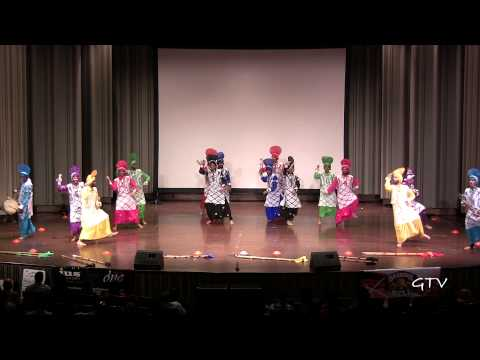 First Class Bhangra – Bhangra At The Bell 2014