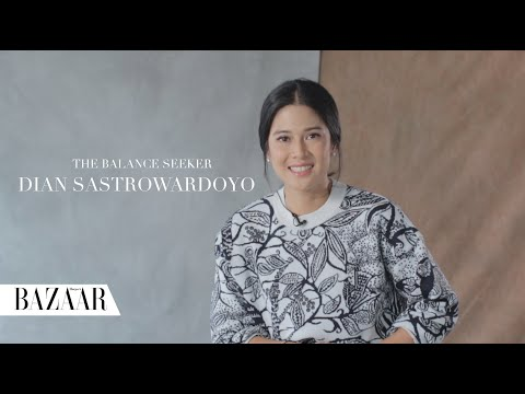 Dian Sastrowardoyo - The Balance Seeker