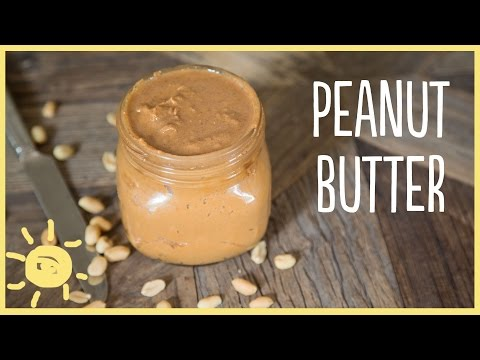 EAT | Homemade Peanut Butter