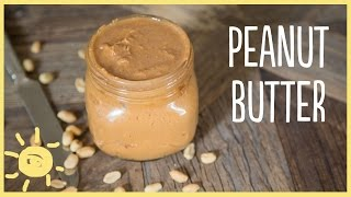 MEG | Homemade Peanut Butter