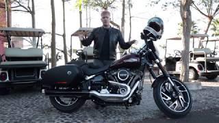 First Review: Harley-Davidson 2018 Sport Glide