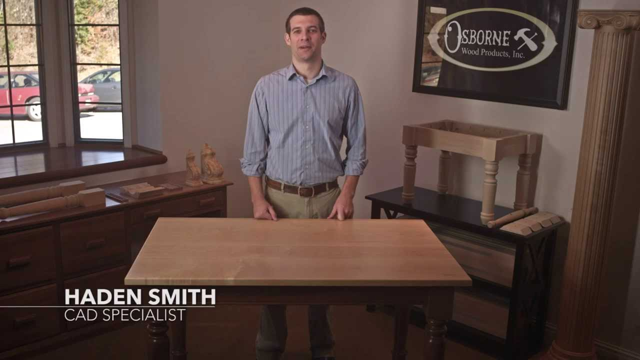Kitchen Island Kit free standing open kitchen island kit from osborne - youtube