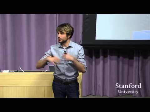 Stanford Seminar - Entrepreneurial Thought Leaders:  Justin Rosenstein of Asana
