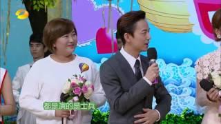 《快乐大本营》精彩看点: 何炅回忆娜杰婚礼引泪崩 Happy Camp Recap【湖南卫视官方版】