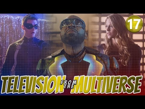 Television From The Multiverse #17: The Elongated Knight (DC Comics TV Podcast)