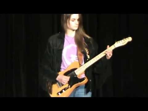 Mishawaka High School Talent Show - Alex Inwood