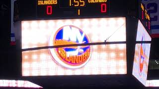 New York Islanders Enter The Ice For Return Coliseum Game