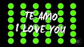 Te Amo I Love You Israel Houghton Pista Con Letra