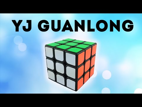 Обзор MoYu YJ GuanLong review | cubeday.com.ua