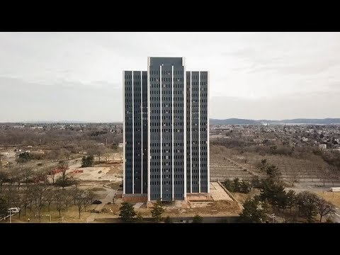 Bethlehem Steel's Martin Tower History