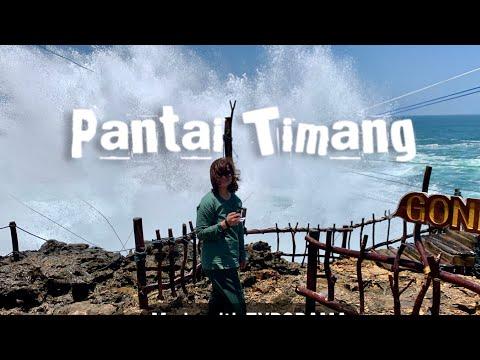 Pantai Timang Gondola Yogyakarta 2019   Pak Sis Lobster   Osmo Pocket   Travel Log