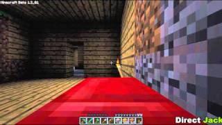 Jack's Adventures In MineCraft - E027: BedRoom