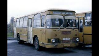 ЗАЗ-1102 Таврия и снимаем видео про советский автопром. ЛАЗ, Икарус, ЛиАЗ
