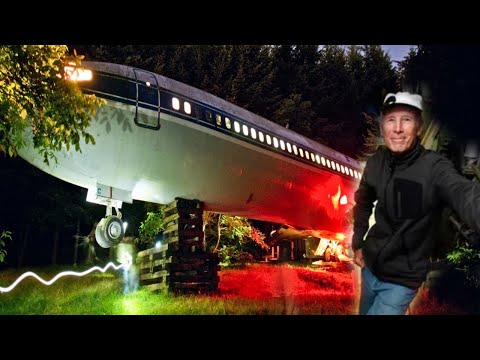 Man Buys Boeing 727, Had No Idea What Was Inside! incredible stories - short story - success stories