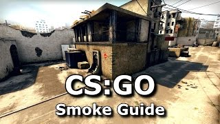 CS:GO Smokes Tutorial - Dust 2 Long A for Terrorist side