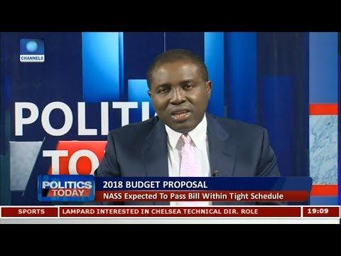 Analysing Issues Around 2018 Budget Proposal Pt 1 | Politics Today |